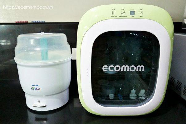 chọn mua máy tiệt trùng tia UV hay hơi nước